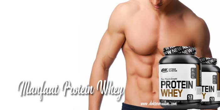 10 Manfaat Protein Whey berdasarkan Evidence Based Medicine